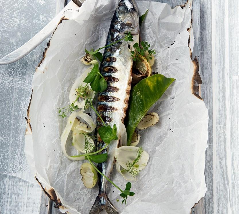 fisk lange oppskrift